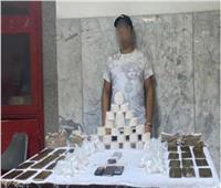 ضبط 9 كيلو هيروين بحوزة أحد العناصر الإجرامية بالإسكندرية