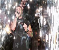 صور| أحمد سعد يتألق بحفل ضخم في الإسكندرية