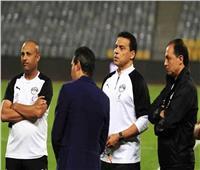 ثنائي الأهلي وبيراميدز خارج منتخب مصر رسميًا