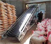أمن الإسكندرية: يضبط مصنع غير مرخص لتجارة مواد البناء