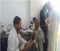 بدء تنفيذ مبادرة 100 مليون صحة لعلاج أمراض سوء التغذية بالمنيا