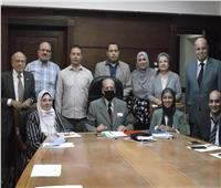 بروتوكول تعاون بين أكاديمية البحث العلمي والمركز القومي للسموم