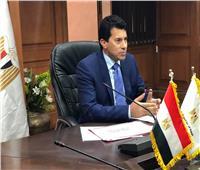 وزير الرياضة : لا نخشى أحد.. ويحذر المهددين