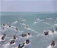 1228 مركب صيد عاملة ببحيرة البردويل