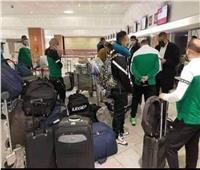بعثة الرجاء المغربي تصل القاهرة