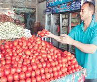 الطماطم «اتجننت» .. الكيلو يسجل 12 جنيهاً