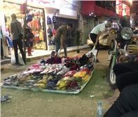 مشاجرة بالأسلحة البيضاء بين الباعة الجائلين في فيصل