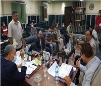 محافظة المنيا توضح أكاذيب جماعة الإخوان في حادث حريق الشيخ عبادة