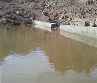 حصاد 883 ألف م3 من المياه جراء السيول التي تعرضت لها جنوب سيناء أمس