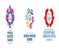 ثلاثة شعارات مبدئية للألعاب الشتوية للأولمبياد الخاص - كازان 2022