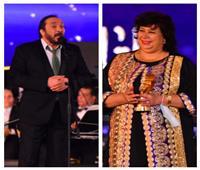 علي الحجار: اتهموني بنفاق وزيرة الثقافة.. وهذا ردي
