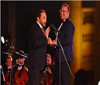 الحجار يُبدع بـ«مسألة مبدأ».. وجمهور «الموسيقى العربية» يطلبها مرة أخرى