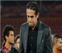 محمد فضل يعلن انتهاء أزمة كهربا