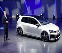فاجن الألمانية تكشف موعد طرح سيارة جولف الجديدة بالأسواق