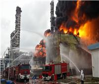 مصرع 5 أشخاص في حريق محطة غاز طبيعي بالصين
