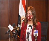 وزيرة الهجرة تتابع تصويت المصريين بالخارج بانتخابات «النواب»