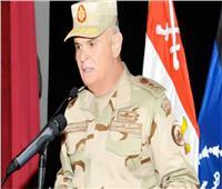 الفريق محمد فريد يلتقي وزير الدولة للقوات المسلحة البريطانية