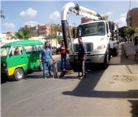«مياه المنوفية» تشكل لجنة للمرور على المقار الانتخابية