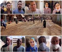 «القرية خارج الخدمة».. رسالة أهالي العياط للنواب الجدد | فيديو وصور