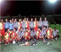 فيديو| «صبري» يشارك في مباراة لصالح ضحايا زلزال تركيا 1999