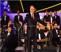 صور | أمجد العطافي يفتتح ثالث ليالي مهرجان الموسيقى العربية