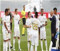 «زيدان» يعلن تشكيل ريال مدريد أمام إنتر ميلان