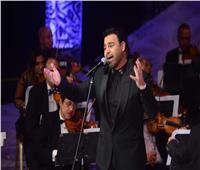 فيديو | بروفات عاصي الحلاني استعدادًا لحفل مهرجان الموسيقى العربية