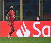 أول تعليق من «صلاح» بعد فوز ليفربول على أتالانتا