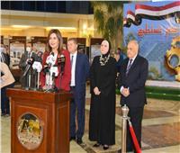 وزيرة الهجرة: لجنة لتحديد المشاركين بمؤتمر مصر تستطيع بالصناعة