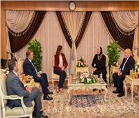 نبيلة مكرم تشكل لجنة تنفيذية مشتركة لوضع محاور «مؤتمر مصر تستطيع»