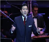 «هاني شاكر» على مسرح النافورة و«الحلو» في أوبرا الإسكندرية