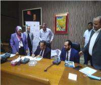 محافظ شمال سيناء يشهد توقيع بروتوكولًا لتطوير 50 حضانة