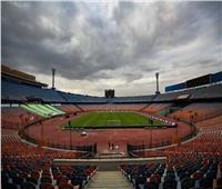 شاهد | أجواء ستاد القاهرة قبل مباراة الزمالك والرجاء