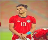 صلاح محسن يتغيب عن تدريبات المنتخب الأولمبي