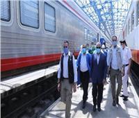 """أزمة دفع ثمنها الركاب..""""السكة الحديد"""": حل جذري لتأخيرات القطارات"""