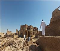 صور  بعد عامين من الترميم.. افتتاح قرية شالي بواحة سيوة الجمعة