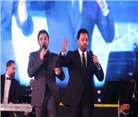 صور| الحلاني ومطاوع يتألقان في الليلة الرابعة «الموسيقي العربية»