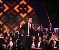 فيديو | كلمات مؤثرة من عاصي الحلاني في حب مصر