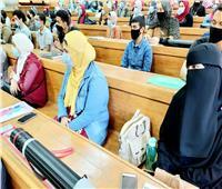 جامعة حلوان تنظم لقاءات بكلية التكنولوجيا للتعريف ببرامجها الجديدة