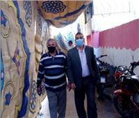 مركز شبين القناطر بالقليوبية يبدأ في تسلم مقرات اللجان الانتخابية