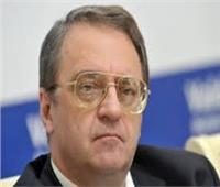بوجدانوف يبحث مع كوبيش تطورات الوضع في ليبيا