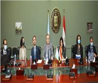 المشاط والمنسق المقيم للأمم المتحدة يترأسان اجتماع لجنة تسيير الشراكة