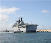 انطلاق فعاليات التدريب البرمائي المشترك المصري البريطاني (T-1)