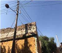 «الكهرباء» تستجيب لاستغاثة مواطن عبر «بوابة أخبار اليوم»