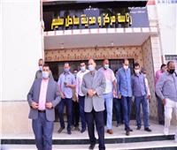 محافظ أسيوط يوجه رؤساء المراكز بالتفتيش المستمر على المستشفيات