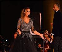 صور   إطلالة ساحرة لـ«سوما» في مهرجان الموسيقى العربية