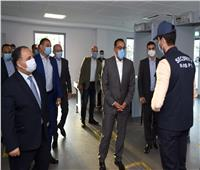صور..رئيس الوزراء يتابع موقف إنشاء مجمع الإصدارات المؤمنة والذكية