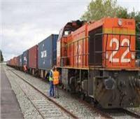 نقل 120 حاوية عبر السكك الحديدية من «ميناء الدخيلة بالإسكندرية» إلى «العين السخنة»