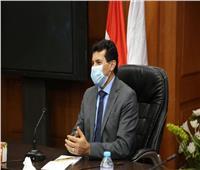 صبحي يعلق على اختيار رئيس اتحاد كمال الأجسام كأفضل إداري بالعالم
