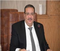 رئيس جامعة القناة يدعو منسوبي الجامعة بالتصويت بانتخابات مجلس النواب